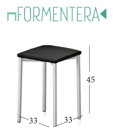 Taburete FORMENTERA
