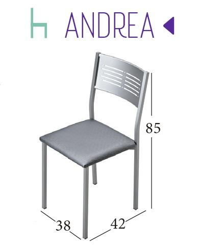 Silla ANDREA